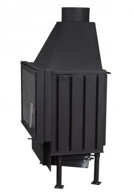 10-14 kW XL Wertikal - Tradycyjny kominek powietrzny